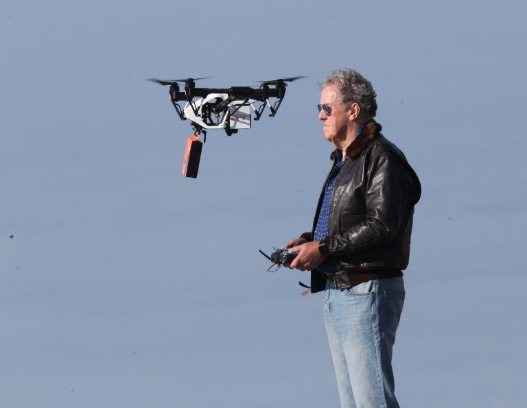 falcon drone amazon