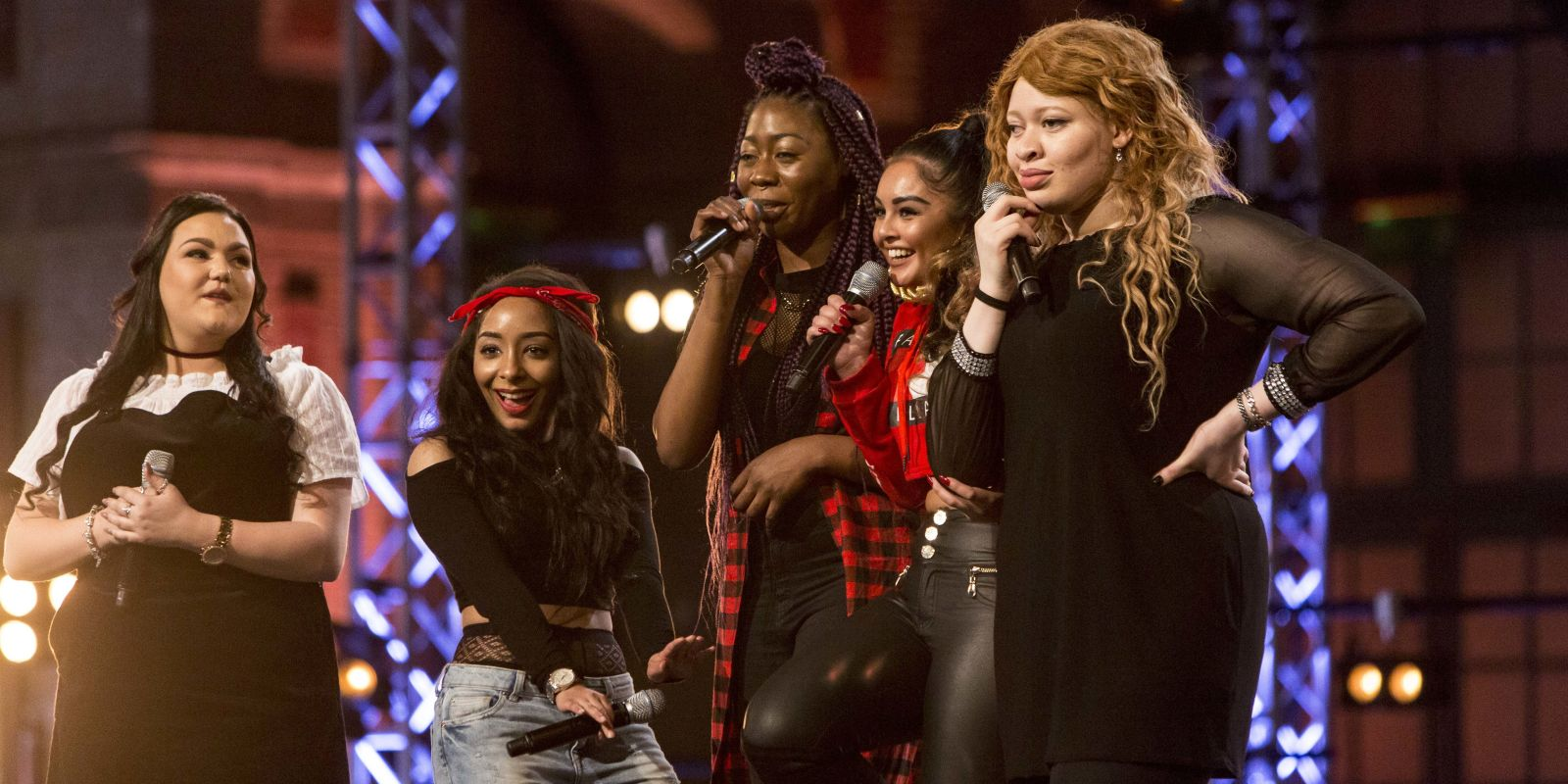 The X Factor 2016 Boot Camp Gets Seriously Awkward As