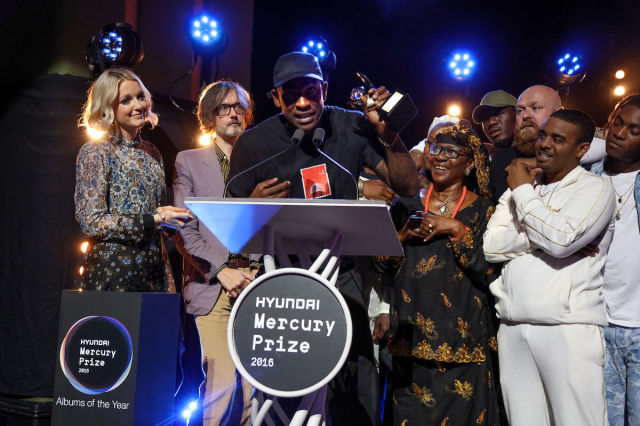Ed Sheeran, Stormzy And Sampha Shortlisted For Mercury Prize 2017