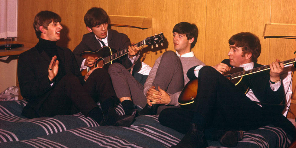 The Beatles In Sweden 1963