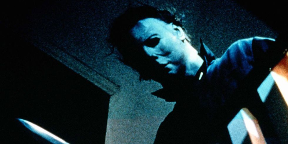 Halloween remake casts the original Michael Myers