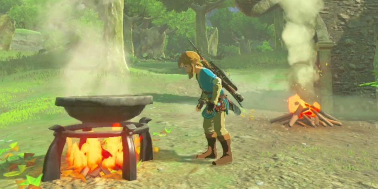 Zelda breath of the wilds hidden secrets will make you fall in legend of zelda breath of the wild forumfinder Gallery