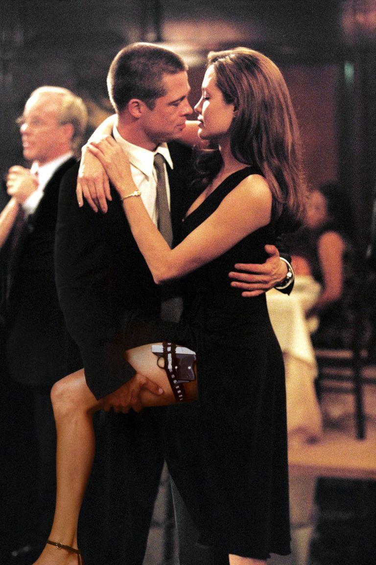 VARIOUSMR. AND MRS. SMITH, Brad Pitt, Angelina Jolie, 2005 2005