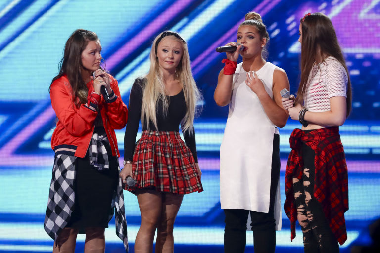 the x factor 2016 review the six chair challenge descends into