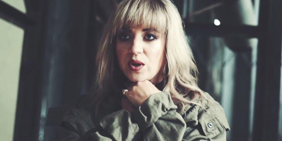 Leah McFall Wolf Den Music Video