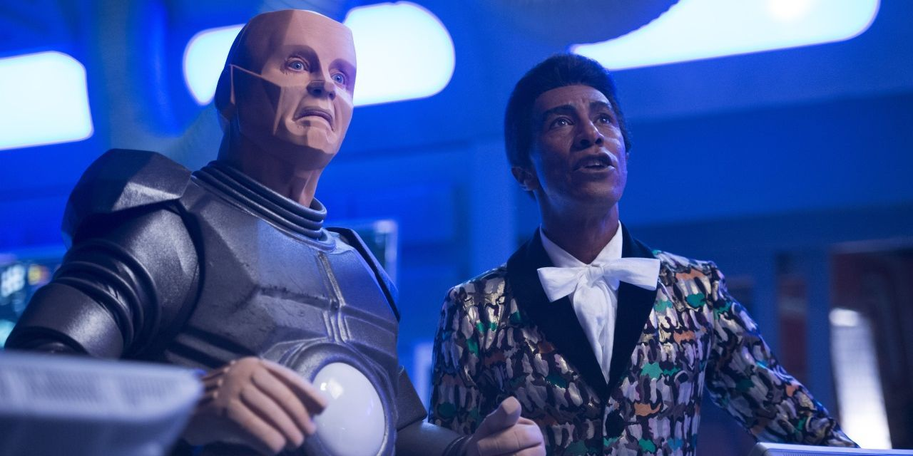 Stop what you're doing! The Red Dwarf theme song has ...