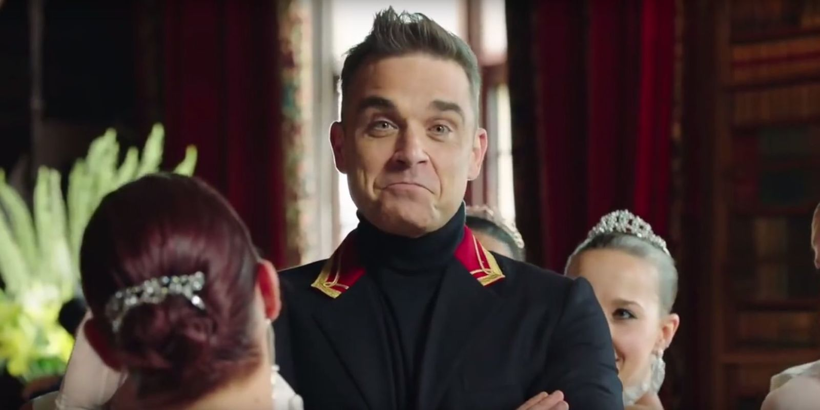 Robbie Williams gets his revenge on Take That, becoming a drug addict 12/10/2009 82