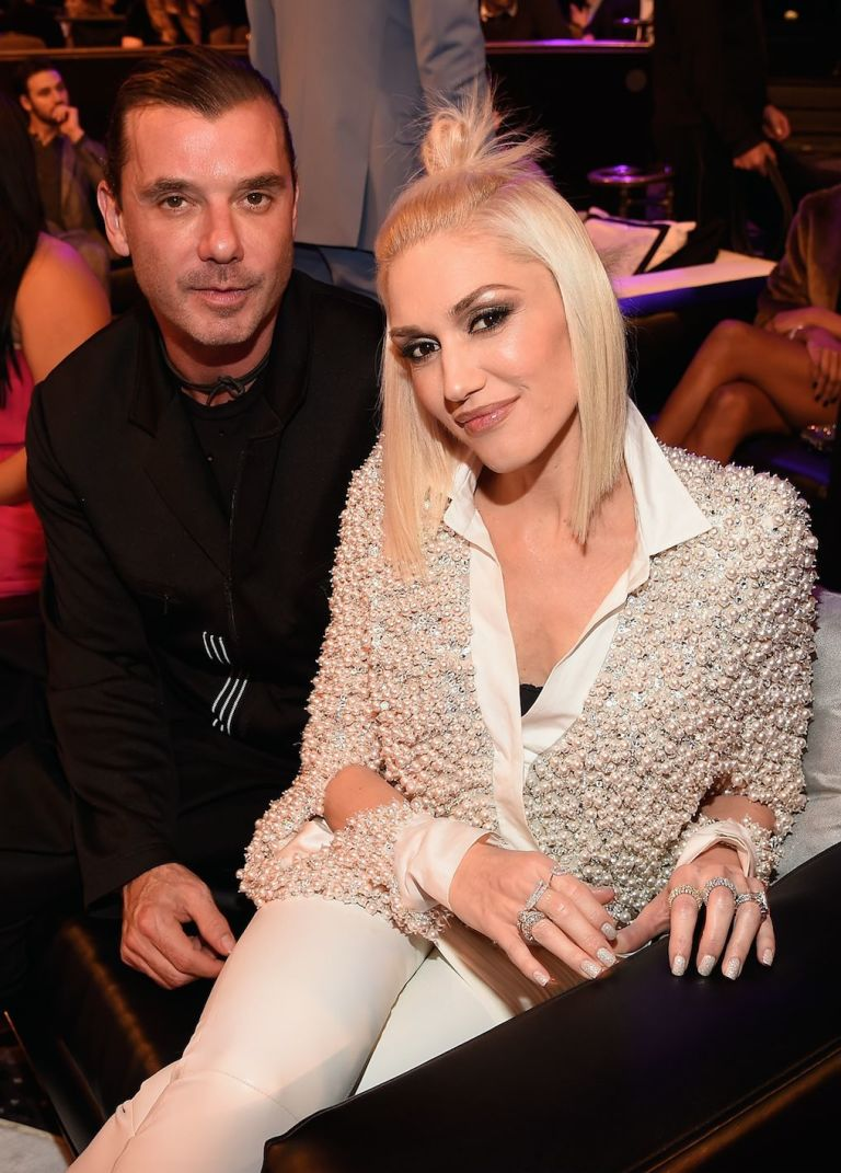 Gwen Stefani, Gavin Rossdale at The PEOPLE Magazine Awards