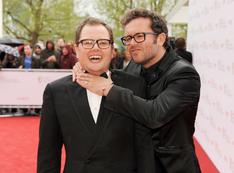 Alan Carr Talks About Trying Out His Chatty Man Show In America