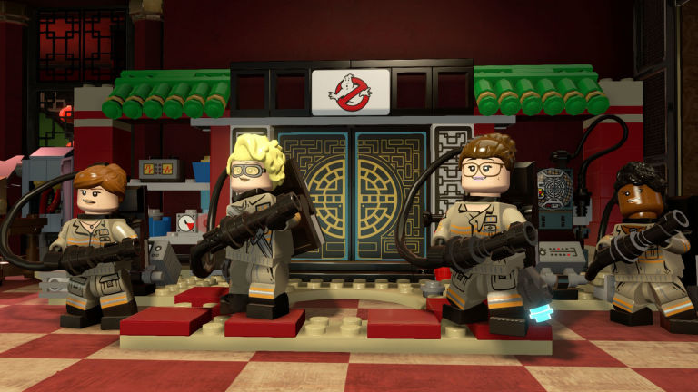 Lego Dimensions' Ghostbusters Story Pack is just a little bit AWESOME