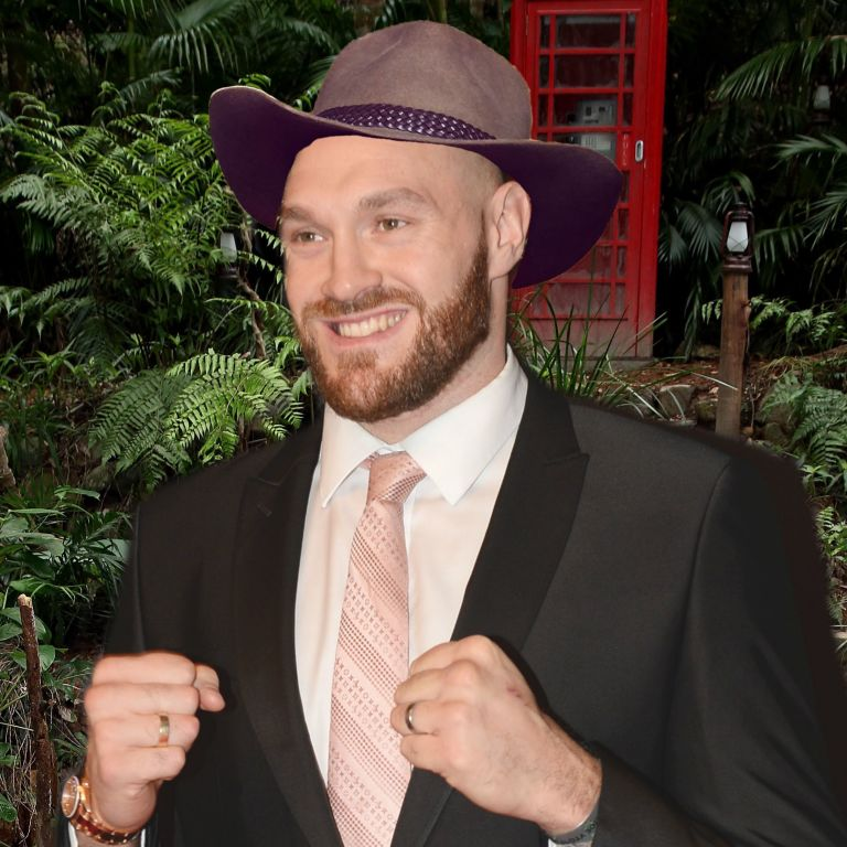 Controversial Boxer Tyson Fury Tipped For I'm A Celebrity