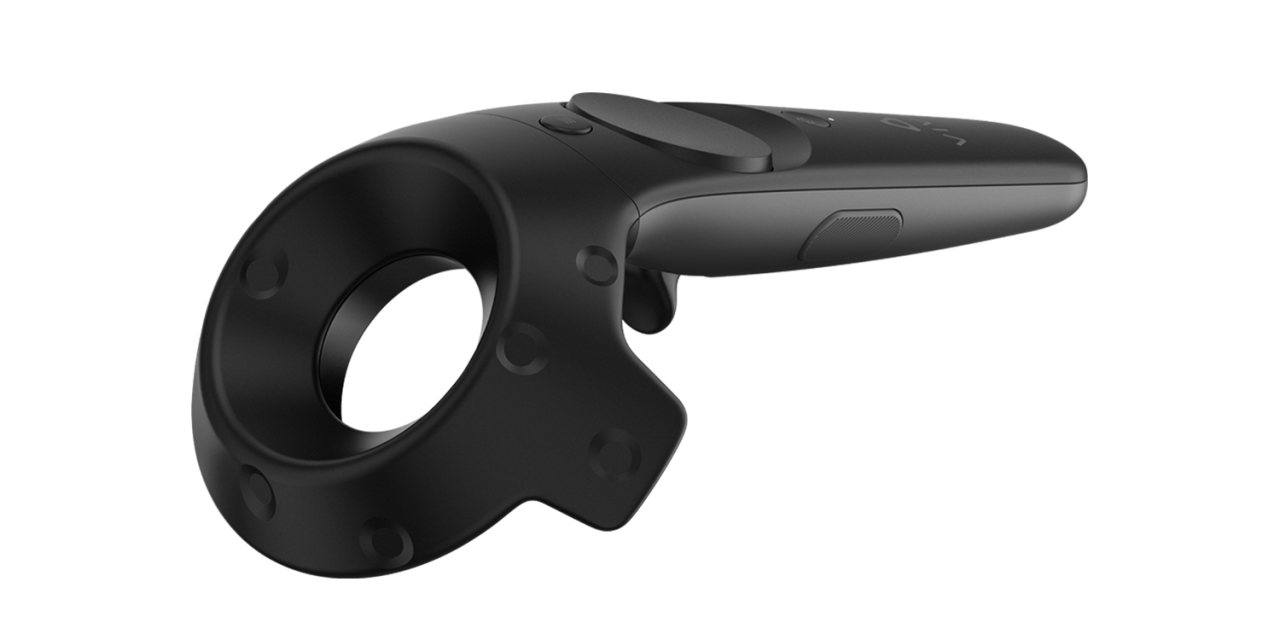 How to change controller appearance in steam vr