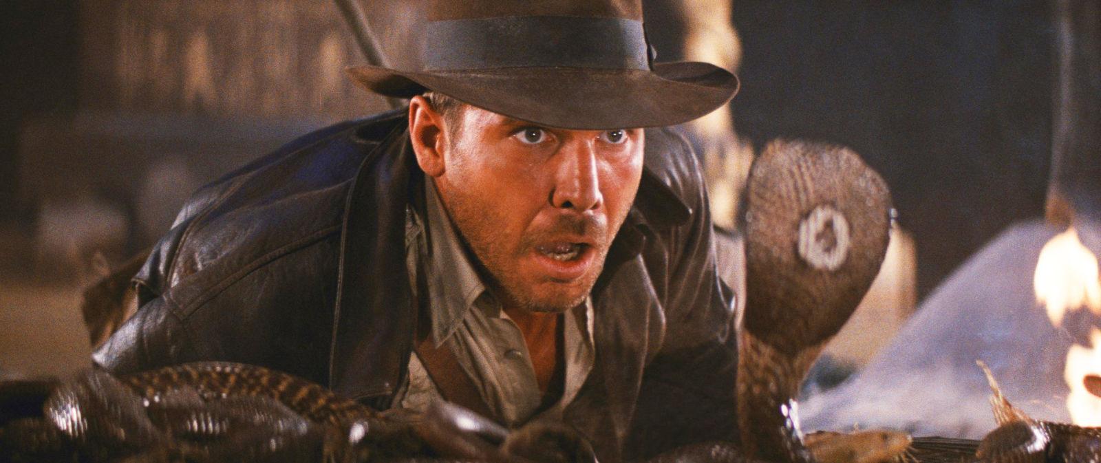 Indiana Jones  Arab Swordsman Scene