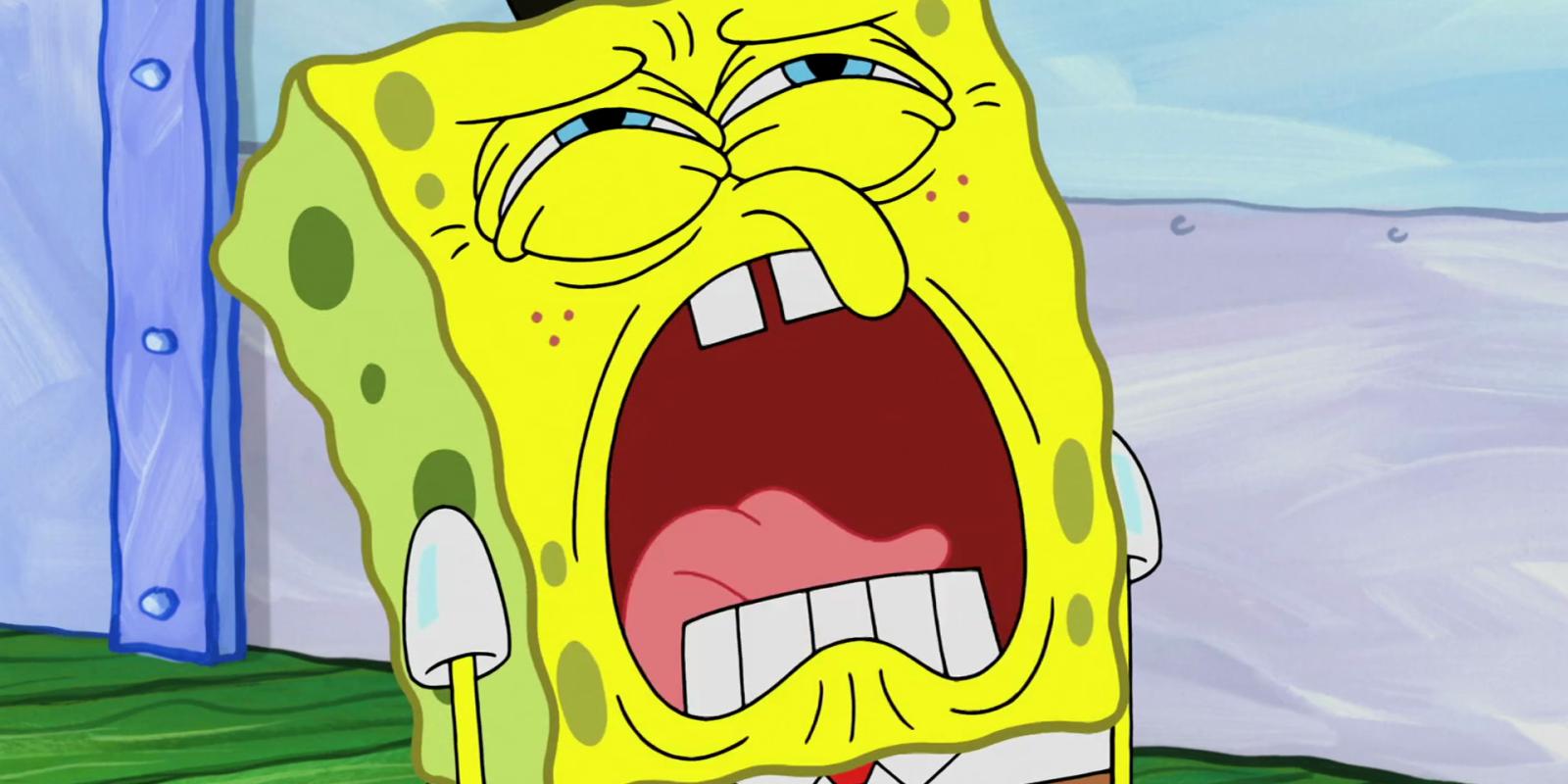 Don't believe that rumour about SpongeBob Squarepants ...