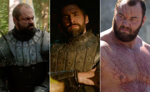 Gregor Clegane Season 2 16 TV characters who w...