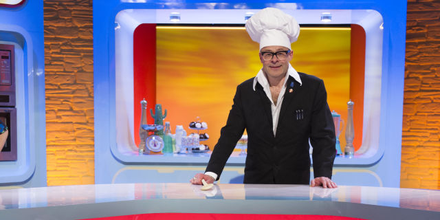 What annoys you about Harry Hill?