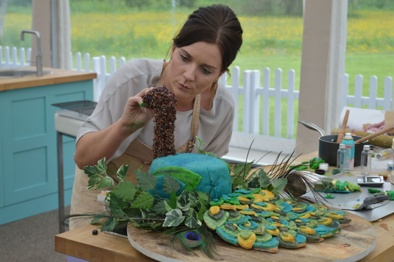 The Great British Bake Off Candice Brown