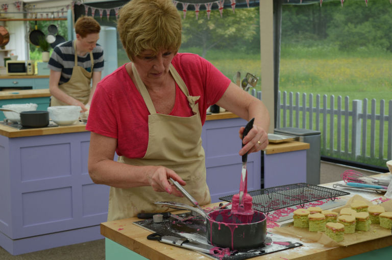 Great British Bake Off Patisserie Week Jane Beedle