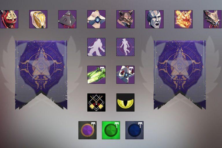 All Destiny's Halloween goodies leaked online