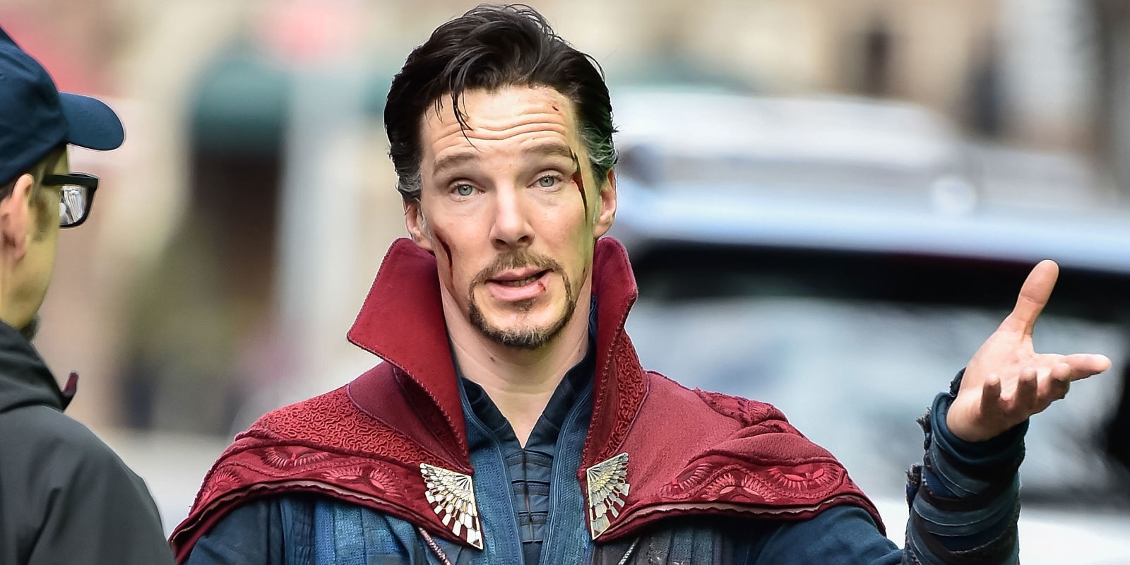 Benedict Cumberbatch Plays Two Roles In Doctor Strange And