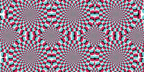 Best optical illusions: 20 mind-bending images you won't be able to wrap your brain around