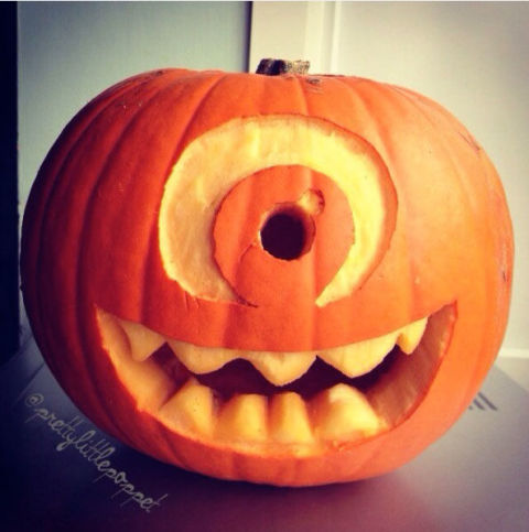 24 AMAZING Halloween pumpkin designs you'll want to try yourself ...