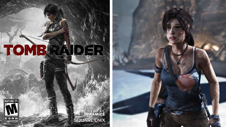 Tomb Raider 2013, Lara Croft