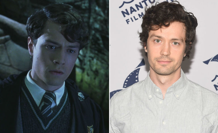 harry potter s young voldemort star christian coulson has joined  christian coulson as tom riddle in harry potter and the chamber of secrets and now