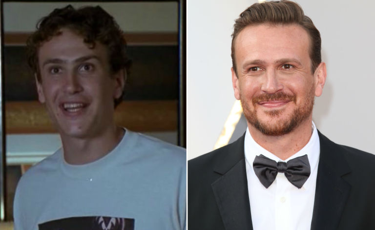 Jason segel young freaks and geeks