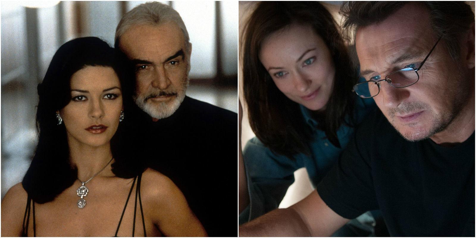 Age disparity romance movies