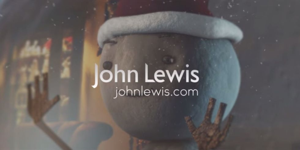 John Lewis advert - News & Photos | WVPhotos