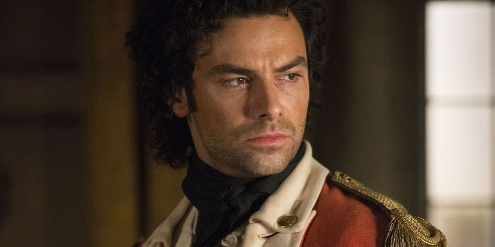 Aidan Turner as Ross Poldark in 'Poldark' s02e10