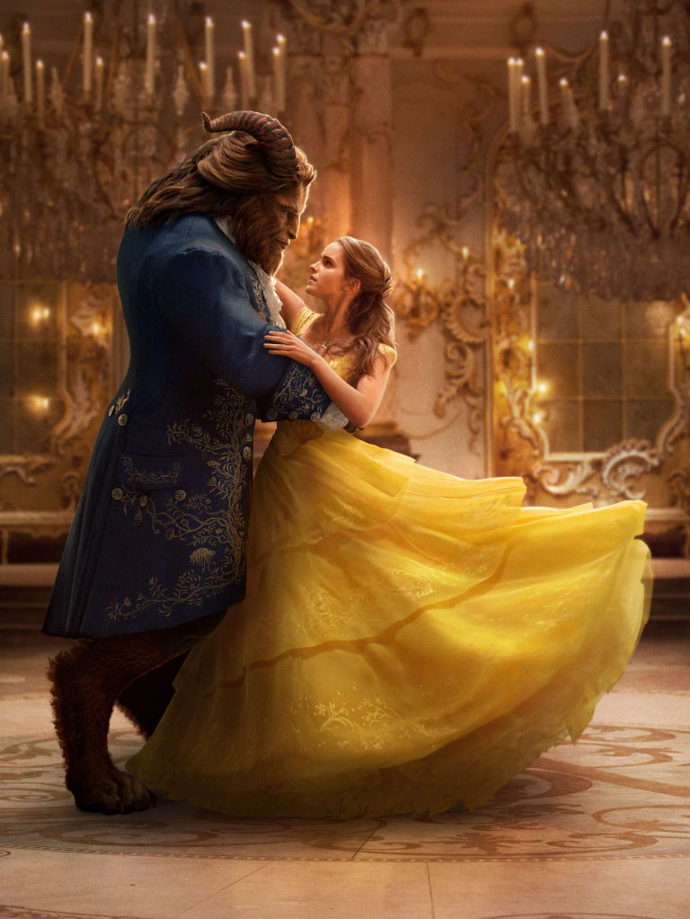 Reviewing the New Beauty and the Beast