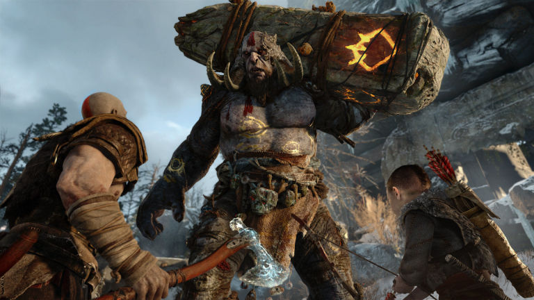 God Of War 4 Ps4 Trailers Release Date Price Gameplay And
