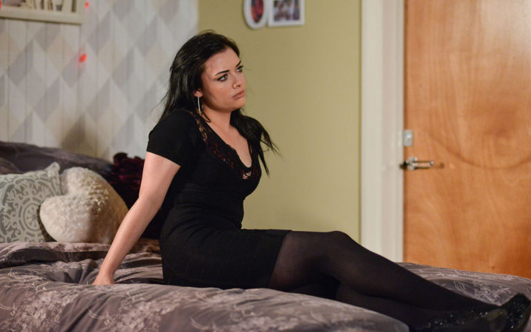 EastEnders: 35 new spoiler pictures as Whitney discovers Lee's ...