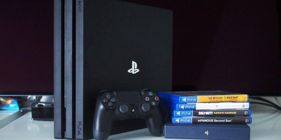 PS4 Pro gets minor hardware upgrade, goes from CUH-7000 to