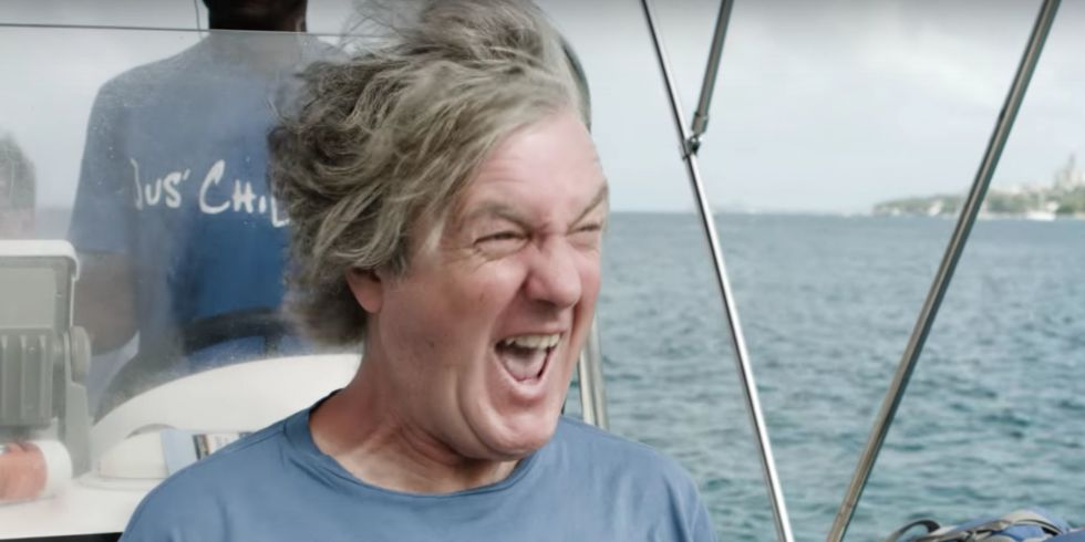 James May In Grand Tour Teaser