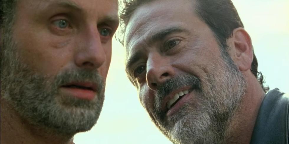 Walking Dead is getting a bumper mid-season finale, as Negan returns ...