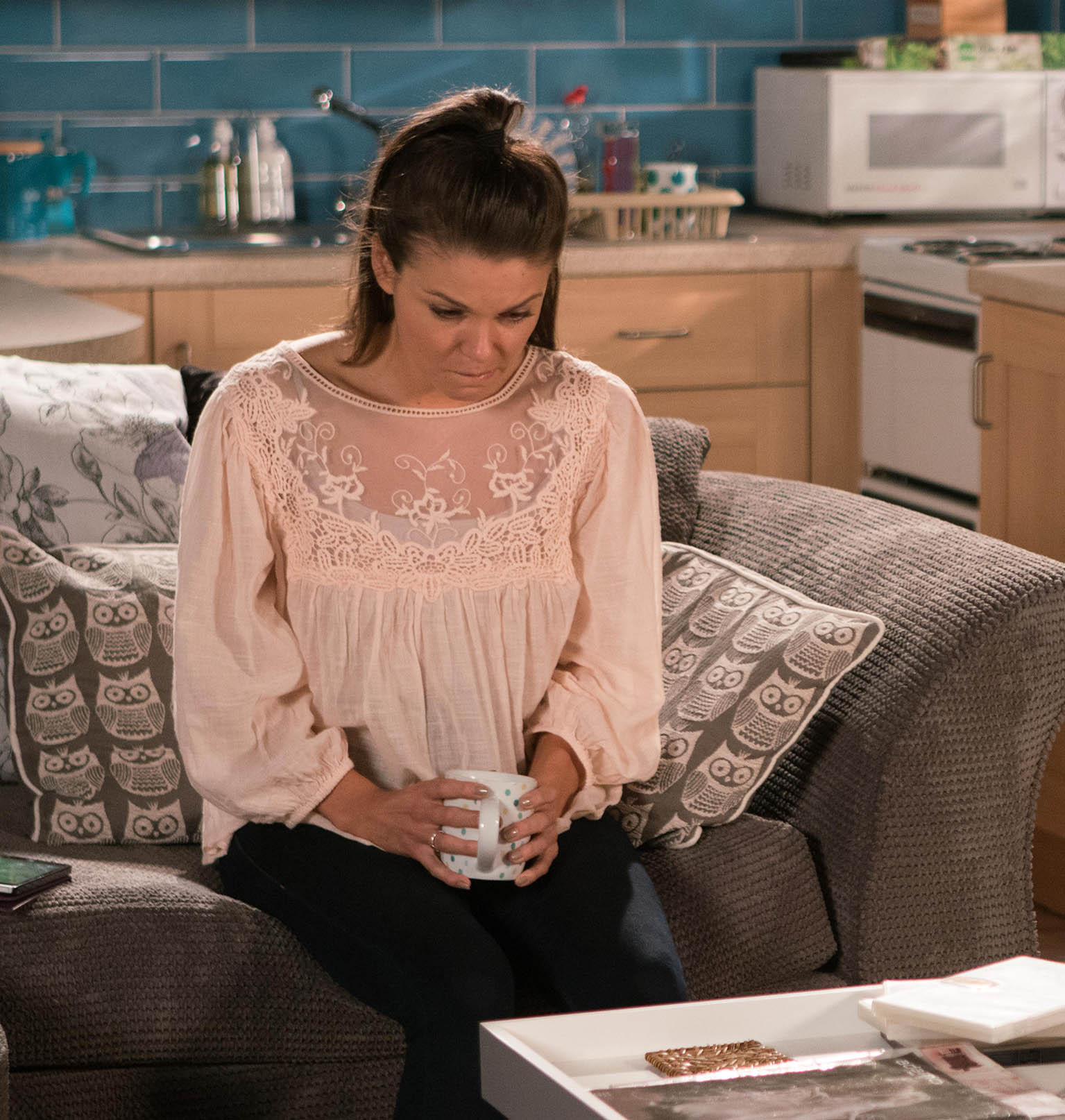 Coronation Street spoilers: Caz Hammond is trapped as Kate Connor