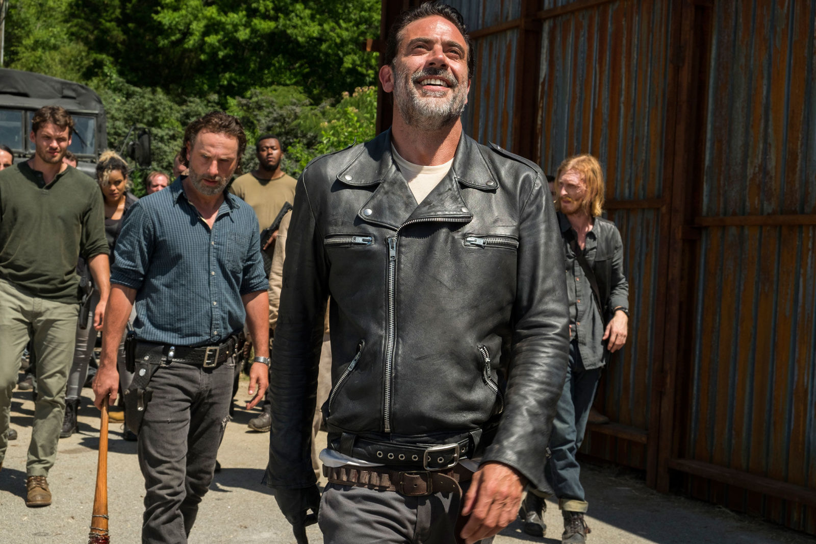 The Walking Dead trailer teases the drama to come - including Negan ...