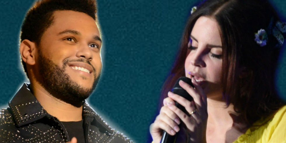 Rey Lana Del Dating Weeknd The