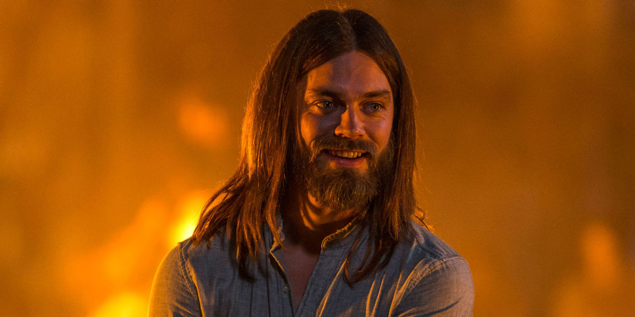 the walking dead comic book just introduced a jesus aaron