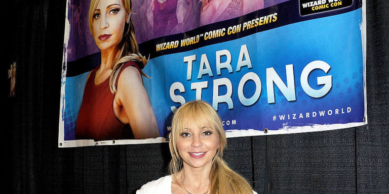 tara strong tells us why she believes the sag aftra voice actors