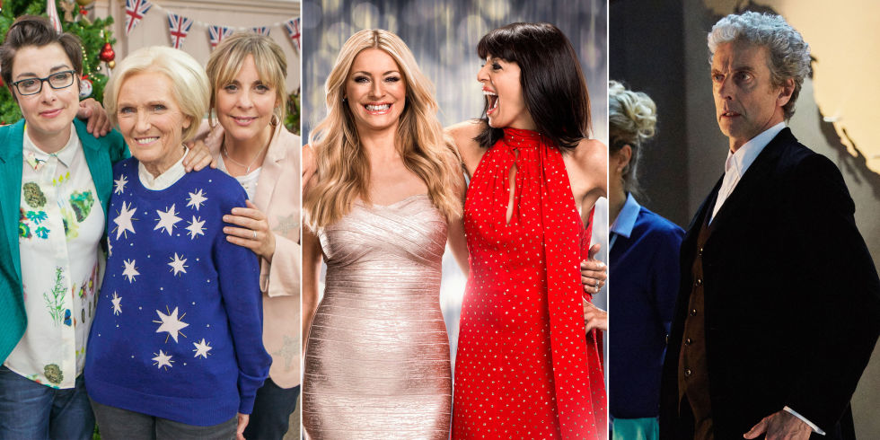 bbc christmas specials great british bake off gbbo strictly come dancing doctor - Classic Christmas Specials