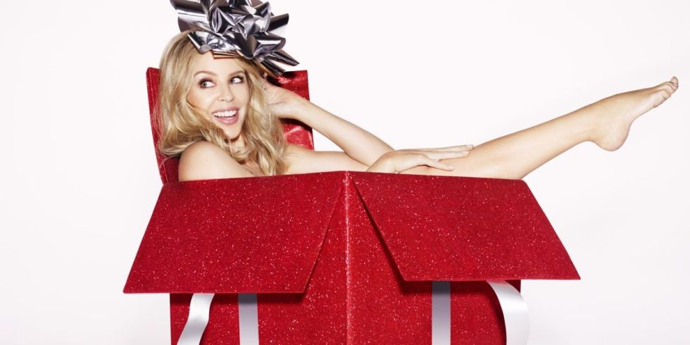 Listen to Kylie Minogue's newly repackaged Christmas album in full ...