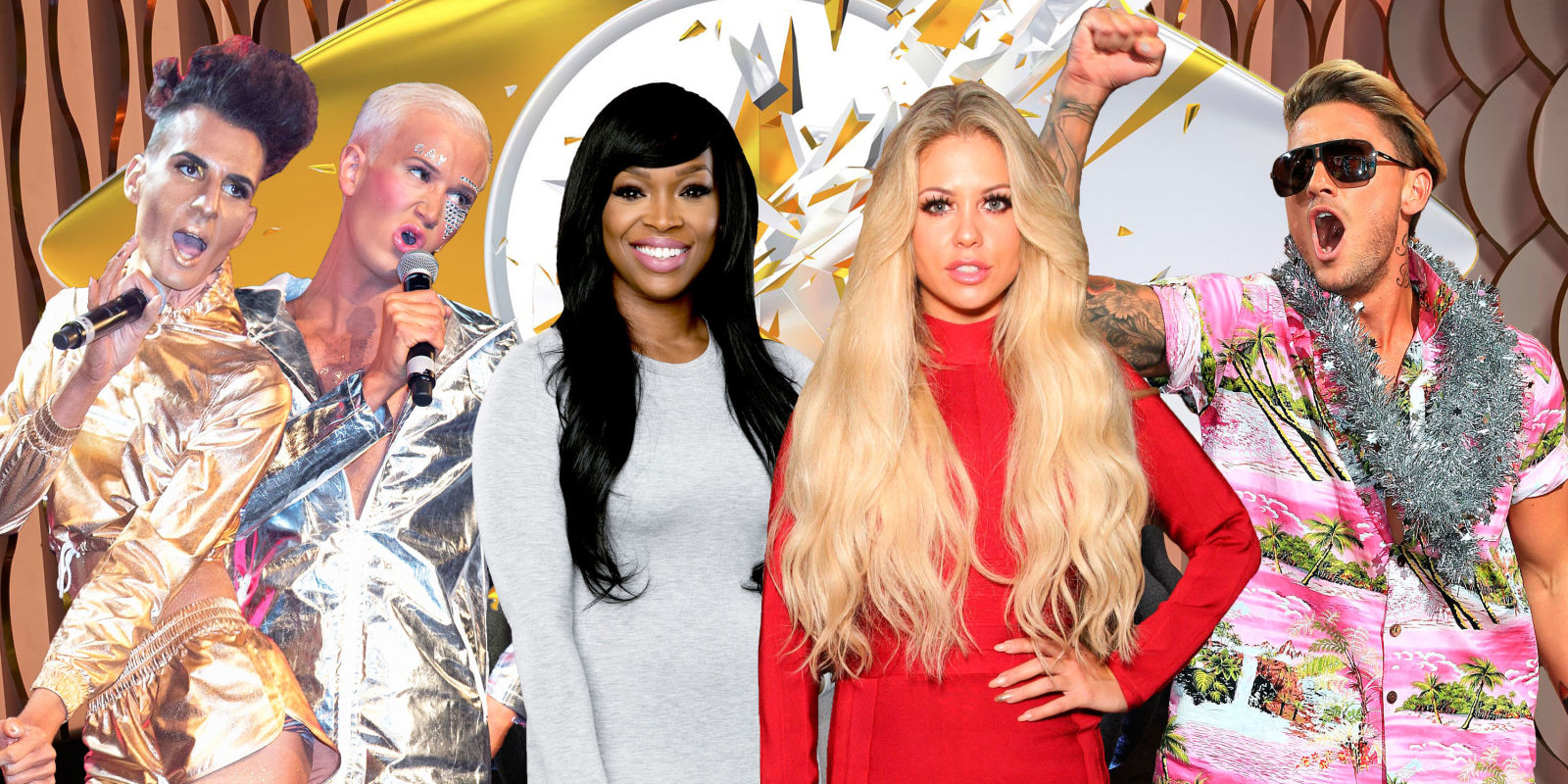 Celebrity big brother rumours