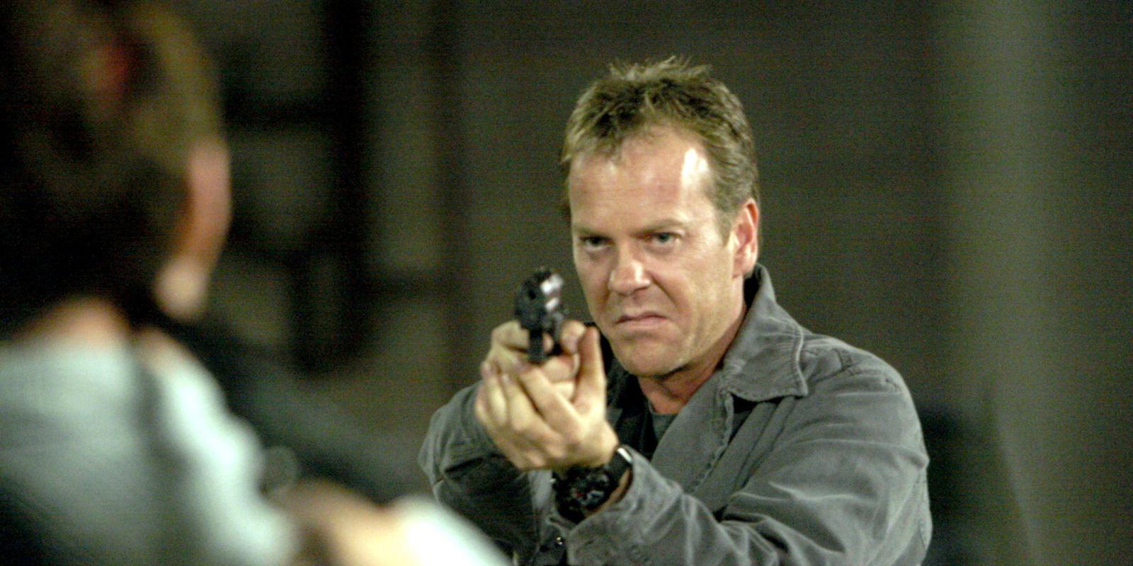 24\'s Kiefer Sutherland talks about returning to Jack Bauer: \
