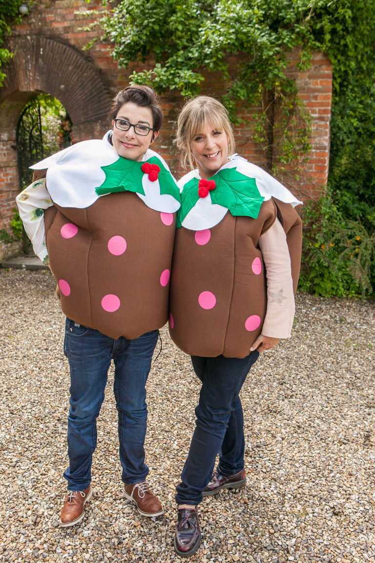 The Great Christmas Bake Off: 14 festive moments that filled us ...