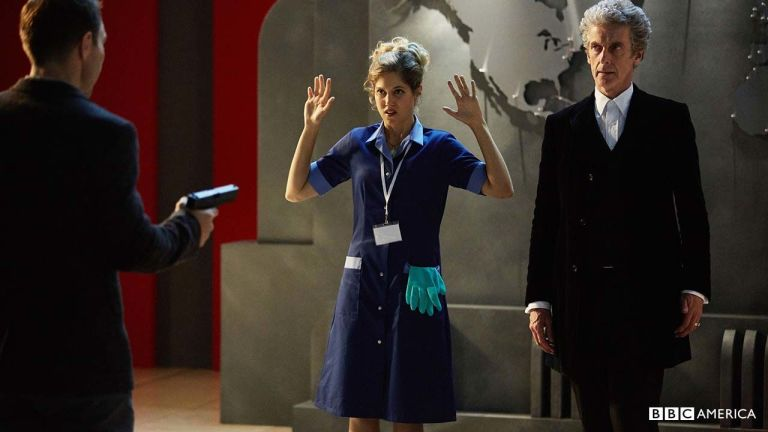 Doctor Who Christmas Special: Here are all the pictures from The ...