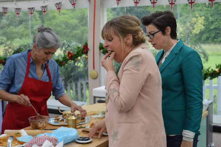 The Great Christmas Bake Off: Who had the best Boxing Day ever by ...